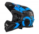 Шлем O'Neal Backflip RL2 Slick Black/Blue L (59/60Cm)