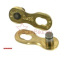 Замок цепи SRAM PowerLink Gold 9ск