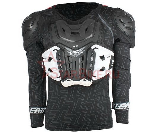 Защита панцирь Leatt Body Protector 4.5 Black L/XL (172-184)