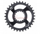 Звезда E Thirteen Guidering Direct Mount M Profile 32T 10/11spd Black