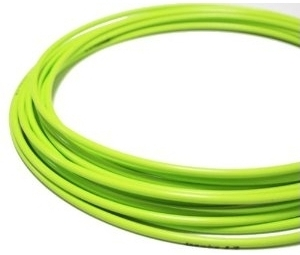 Jagwire Shift Housing 4mm Lex green
