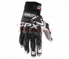 Мотоперчатки Leatt GPX 5.5 Windblock Glove Black/White L