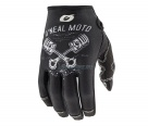 Перчатки O'Neal Mayhem Pistons II Black/White M/8,5