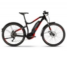 Велосипед Haibike SDURO HardSeven 2.5 Str 400Wh 10sp Deore black\red\white, size XL