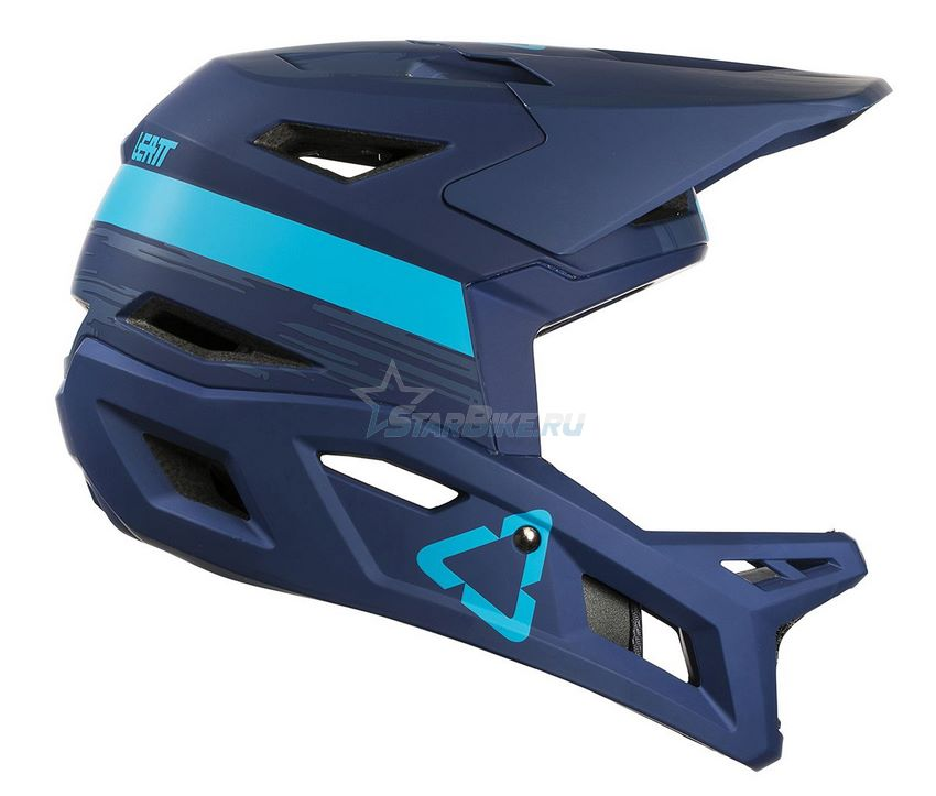 Велошлем Leatt DBX 4.0 Helmet Ink XL 61-62cm