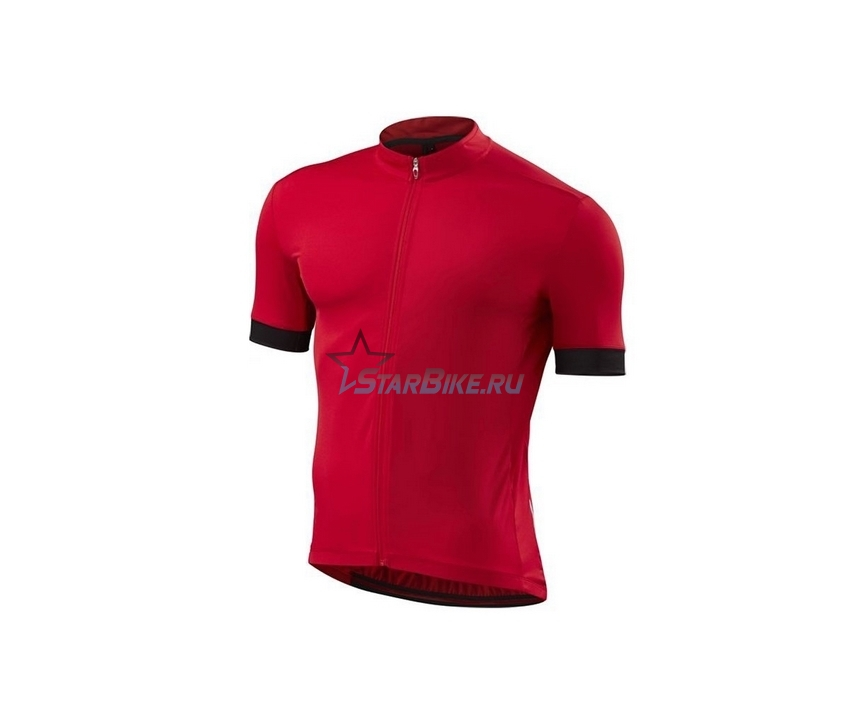 Веломайка Specialized RBX COMP JERSEY SS RED/BLK M