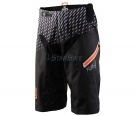 Велошорты 100% R-Core Supra DH Short Black/Grey W28