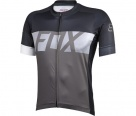 Веломайка Fox Ascent SS Jersey Charcoal S