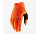 Мотоперчатки 100% Ridefit Glove Fluo Orange/Black M