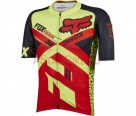 Веломайка Fox Ascent Pro SS Jersey Red M