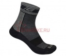 Носки зимние GripGrab Winter Sock, L, Black