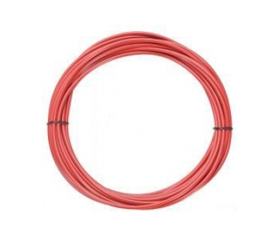 Jagwire Shift Housing 4mm Lex red