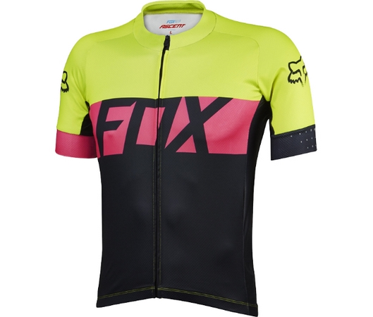 Веломайка Fox Ascent SS Jersey Flow Yellow S