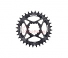 Звезда Kore Narrow Wide Front Chain Ring SRAM 34T Black