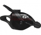 Манетка SRAM задняя Rear GX Trigger (11ск) Rear w Discrete Clamp Black