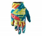 Велоперчатки Leatt DBX 1.0 GripR Glove News Print M