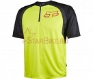 Велоджерси Fox Altitude SS Jersey Flow Yellow S