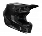 Мотошлем Fox V3 Solids Helmet Matt Black L 59-60cm