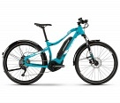Велосипед Haibike SDURO HardSeven Life 2.5 Str 400Wh 10sp Deore blue\white, size M