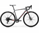 Велосипед Merida Mission CX5000 К:700C Р:L(56cm) SilkSilver/Black/Red