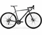 Велосипед Merida Mission CX700 К:700C Р:L(56cm) GlossyDarkGrey/Black
