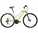 Велосипед Merida Crossway 10-MD Lady К:700C Р:L(54cm) SilkLiteGreen(Black/Green)
