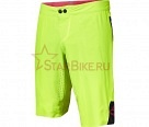Велошорты Fox Attack Short Flow Yellow W32