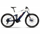 Велосипед Haibike SDURO FullSeven 5.0 i500Wh 11sp NX, blue\white\orange, size L