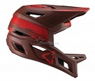 Велошлем Leatt DBX 4.0 Helmet Ruby XL 61-62cm