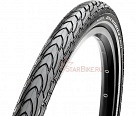 Покрышка 700x40C Maxxis Overdrive Excel TPI 60 сталь 70a/65a 40x40/REF Dual