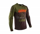 Велоджерси Leatt DBX 4.0 UltraWeld Jersey Forest M