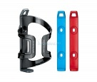 Флягодержатель TOPEAK DualSide Cage EX Plastic base Plastic Cage Black w/Gray/Blue/Red mount/holder bracket