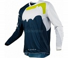 Мотоджерси Fox Flexair Hifeye Jersey Navy/White M