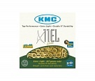Цепь KMC X11EL 11ск. 114 links Gold