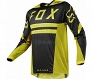 Мотоджерси Fox Flexair Preest Jersey Dark Yellow L