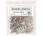 Ниппель Wheelsmith Durstan BN 2.0 x 12 мм серебристый