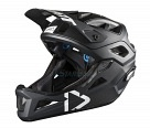 Велошлем Leatt DBX 3.0 Enduro Helmet Black/White L 59-63cm
