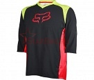 Велоджерси Fox Attack 3/4 Jersey Flow Yellow S