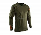 Велоджерси Leatt DBX 5.0 All Mountain Jersey Forest L