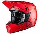 Мотошлем Leatt GPX 3.5 Helmet Red L 59-60cm