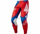 Мотоштаны Fox 360 Honda Pant Red W30