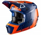 Мотошлем Leatt GPX 3.5 Helmet Orange L 59-60cm