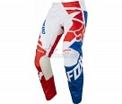 Мотоштаны Fox 180 Honda Pant Red W32