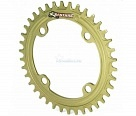 Звезда Renthal Narrow Wide Chainring 34T 104BCD